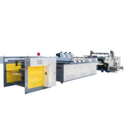 スポットフル UV ニスコーティングによるシルクスクリーン自動印刷 印刷・包装用乾燥・紙スタッキング機