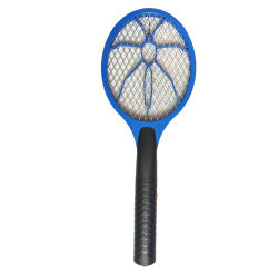층 순수한 건전지 손 라켓 전기 Swatter 홈 정원 해충 구제 곤충 버그 박쥐 말벌 Zapper 비행거리 살인자