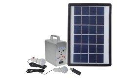 مجموعة الطاقة الشمسية الصغيرة بقدرة 3 واط وات بقوة 10 واط داخل بطارية ليثيوم