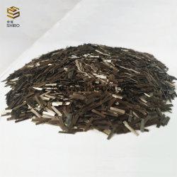 Fils de fibre de basalte Haché (ciment/mortier)