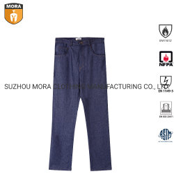 Flame Resistant Jeans Pantalons Pantalon jambes droites