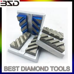 36# 60# Arena Metal diamante abrasivo de Frankfurt