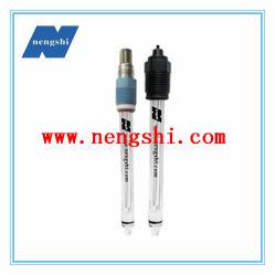Electrode pH en ligne Nengshi industrielle commune de processus industriel