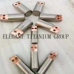 Revêtement en titane/ vêtu de titane/ vêtu de titane métal/vêtu de Titane Matériau composite vêtu de titane/