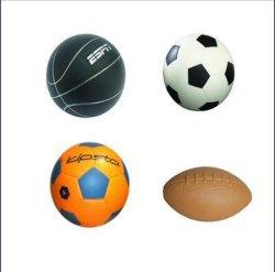Pt71 PASSOU barato personalizados promocionais estresse espuma PU Ball