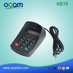 RS232 Numeric Mini 15 Keys POS Keyboard لإدخال كلمة المرور
