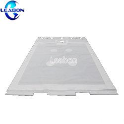 Filtro Prensa desidratação de lamas não tecidos de malha de Imprensa do Filtro