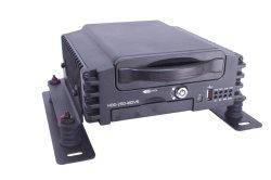 4CH Suporte a sistema DVR móvel HDD GPS, 3G/4G, WiFi
