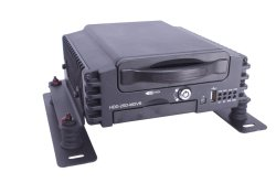 4CH HDD Mobile DVR поддержка системы GPS, 3G/4G WiFi