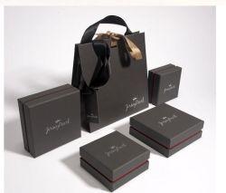 De Bevordering Aangepaste Dozen van uitstekende kwaliteit van de Juwelen van de Luxe van de Gift Volledige Vastgestelde