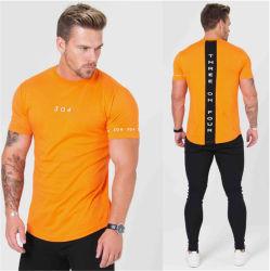 Imprimé homme Tshirt personnalisé dans le tissu de coton