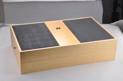 EVA 인서트/외관 박스가 있는 고급 종이 배경 상자