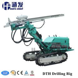 Hf140y Crawler appareil de forage de distribution par SRD, matériel de forage d'ancrage