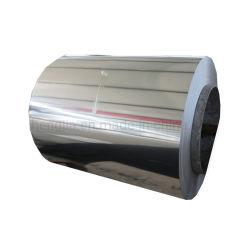 Folha de metal Série 3000 da bobina de alumínio de liga de material de construção