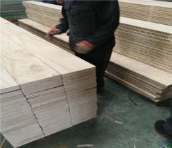 黄色は工場木製のスペインの市場の構築のBuidlingの3層の型枠のパネルを紙やすりで磨いた