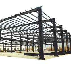 Goedkope Prefab Light /Peb/Aircraft Hangar/Warehouse/Workshop Building Steel Structure