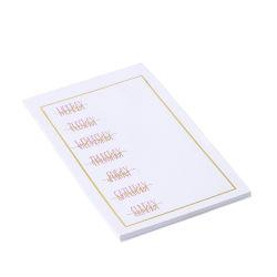 맞춤형 디자인 서신 인쇄 회사 레터헤드 인쇄