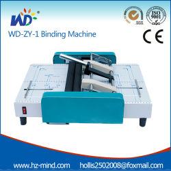 Le fournisseur Note Reliure de livre manuel de la machine l'agrafeuse (DEO-ZY-1)