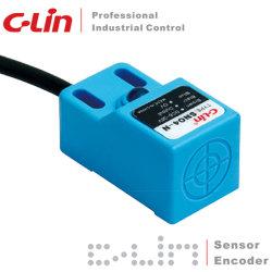 Sn04-P DC PNPの正方形のタイプ18*18mmの誘導の近さセンサー