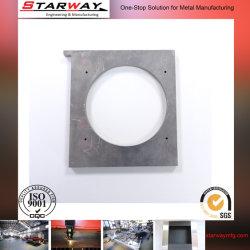 L'aluminium Fraisage CNC personnalisé Usinage de précision les pièces par des dessins de CAO