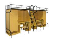 Vender Shool caliente moderno muebles Litera de metal de acero