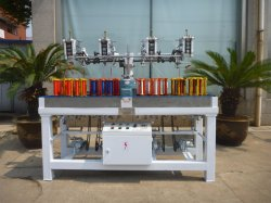 Corde de Nantong haute vitesse machine à tresser