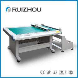 Ruizhou Dieless máquina de corte de plástico de mesa máquina de classificação de calçado