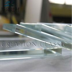 سعر الزجاج الرخيص من الزجاج المقسى 3 - 19 مم لون الزجاج المقسى واضح