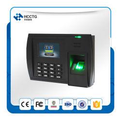 Дешевые биометрический считыватель отпечатков пальцев дневного обучения системное время устройства записи машины (HGT5000)