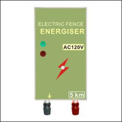 Controlador de la valla eléctrica Energiser ganado para los caballos, cabezas de ganado, vacas y ciervos
