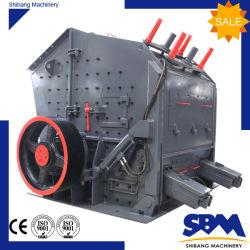 Apparatuur van de Machine van de Mijnbouw van de Capaciteit van Sbm Pfw1415 China de Grote Beweegbare Verpletterende
