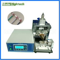 Máquina de soldadura de metales de ultrasonidos para cable eléctrico a la Terminal lug