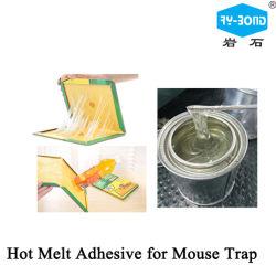 Mouse adesivo del ratto della scheda della colla della colla di controllo dei parassiti del roditore adesivo della presa