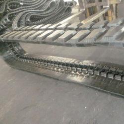 Yanmar Sv100/Sv100-1용 굴삭기 예비 부품 고무 트랙(485X92X72)