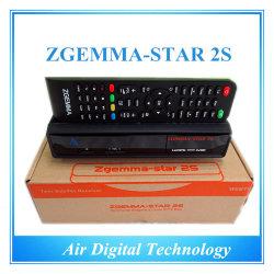 2s Twin Zgemma-Star genuíno DVB-S2 do receptor de satélite FTA