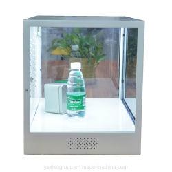 Yashi 22 polegadas LCD transparente com controlo remoto