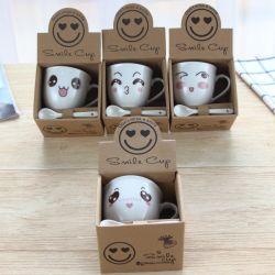 선전용 선물 컵 사기그릇 전사술 선전용 컵은 선전용 커피 잔을 주문을 받아서 만든다