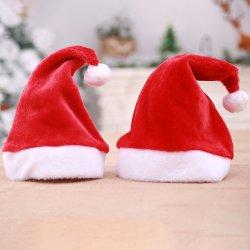 قبعات كريسماس فاخرة رأس الكريسماس لبابا نويل
