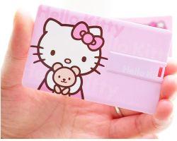2 Go Personnalisée Bussiness stick USB à mémoire flash USB de carte de crédit