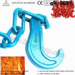 G80 Les chaînes de tendeur de chaîne d'arrimage W/crochet C haute résistance