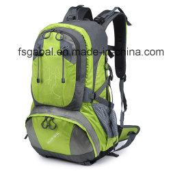 Repelente de água Saco exterior mochila de náilon para caminhadas Sports