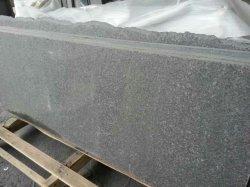 G684 en granit noir, de galets, de pavage, carreaux, dalles, plancher, parois