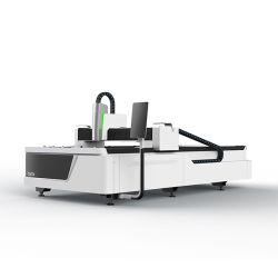 آلة قطع مقص ليزر من ألياف البدور المعدنية CNC للفولاذ