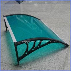 DIY Rain Sun Shade Polycarbonate PC 캐노피/프론트 도어용 차양