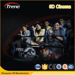 공장 가격 놀이공원 중국 놀이공원 극장 롤러 코스터 시뮬레이터 미니 5D 필름 게임 머신 5D 시네마