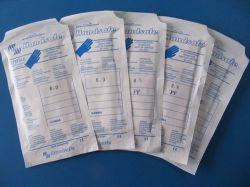外科手術用パウダーフリー使い捨てラテックス手袋