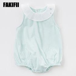 2019 Nouvelle conception de l'usure de l'été tricoté Bébé Nourrisson Romper Fashion Vêtement pour bébé