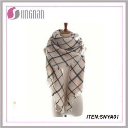 Bufanda caliente del tartán de la bufanda de la cachemira de la bufanda de Pashmina de la venta del nuevo estilo