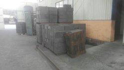 La densidad de 1,80 g 500*300*200mm de bloque de Grafito moldeado