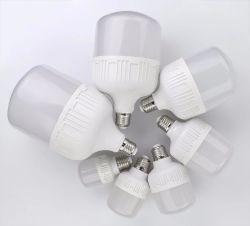 Haute qualité 3W 5W 7W 10W 12W Ampoule de LED en plastique, l'aluminium feux à LED